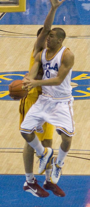 Drew Gordon - Gordon with UCLA in 2009.