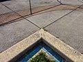 Druid Hill Park Memorial Pool corner tiles and concrete detail.jpg