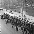 Drukte in de stad en bij de tram, Bestanddeelnr 901-6278.jpg
