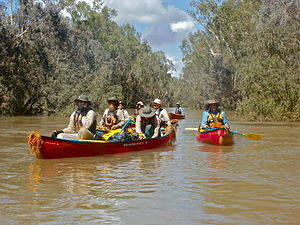 Drysdale River - A canoeing expedition on the Drysdale River.