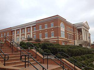 Charlotte Research Institute - Image: Duke Cent