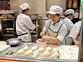 Dumplings in Seoul, Korea - DSC00732.JPG