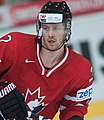 Duncan Keith - Switzerland vs. Canada, 29th April 2012-3 (cropped1).jpg