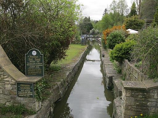 Dundas Aqueduct - Somerset Coal Canal (25152230862)