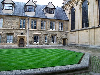 Trinity College, Oxford - Durham Quadrangle