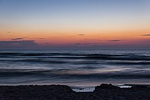 Dusk in Rowy - Baltic Sea.jpg