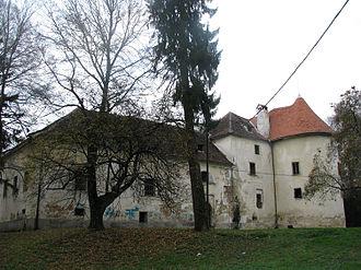 D1 road (Croatia) - Jastrebarsko, on the D1 route