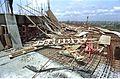 Dynamotion Hall Under Construction - Science City - Calcutta 1996-05-06 842.JPG