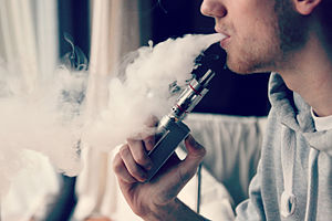 Glycerol - Glycerin is often used in electronic cigarettes to create the vapor