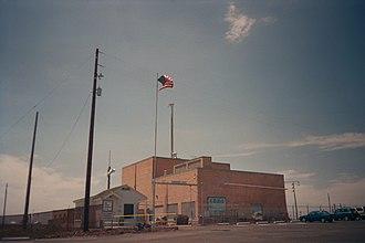 Butte County, Idaho - Image: EBR 1 2001