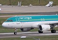 EI-CVC - A320 - Aer Lingus