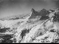 ETH-BIB-Matterhorn, Dent d'Herens, Furggrat v. N. aus 4000 m-Inlandflüge-LBS MH01-000391-01.tif