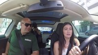 File:EV Ridealong with Racecar Driver Leilani Munter (U.S. Department of Energy).webm
