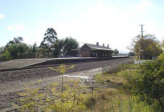 East Maitland railway station