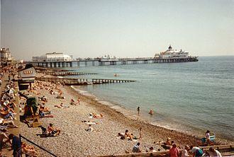 Eastbourne Pier - Image: Eastbournepier