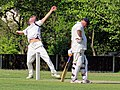 Eastons CC v. Chappel and Wakes Colne CC at Little Easton, Essex, England 33.jpg