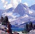 Edgar Payne High Sierra, Mountain Scene.jpg