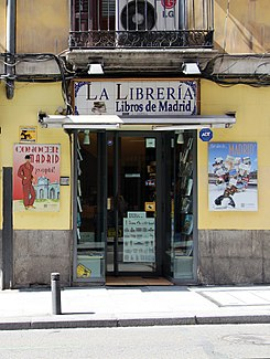 Editorial La Librería, calle Mayor, Madrid.jpg