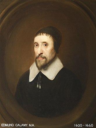 Edmund Calamy the Elder - Edmund Calamy