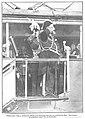 Eduardo VII y Alfonso XIII saludando desde la cubierta del «Giralda» al público que los aclamaba, de Campúa, Nuevo Mundo, 11-04-1907.jpg