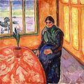 Edvard Munch - Melancholy (1911).jpg
