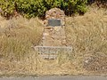 Edwin Whiting monument, Hobble Creek Canyon, Sep 16.jpg