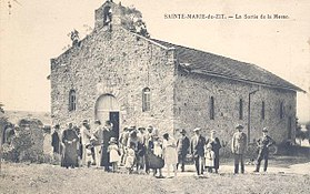 Image illustrative de l'article Église de Sainte Marie du Zit