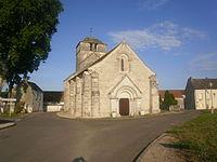 Eglise romane de Prissey.JPG