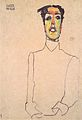 Egon Schiele - Sänger van Osen - 1910.jpeg