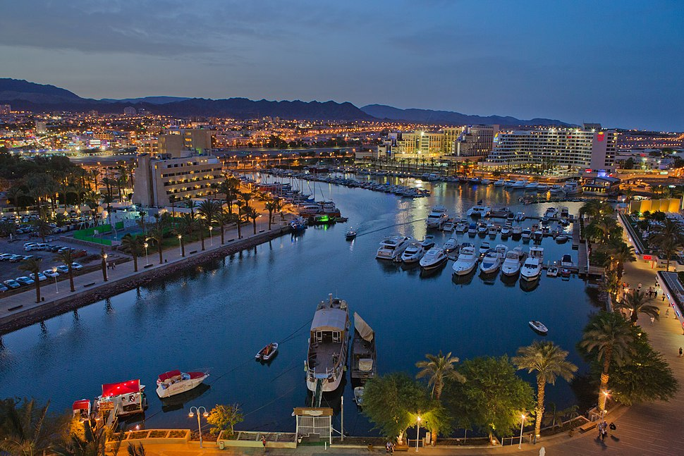 Eilat by the Red Sea (7716934936)