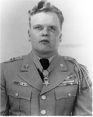 Einar H. Ingman Jr. - Medal of Honor recipient Einar Ingman