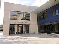 El Paso Museum of Art. El Paso, Texas.jpg