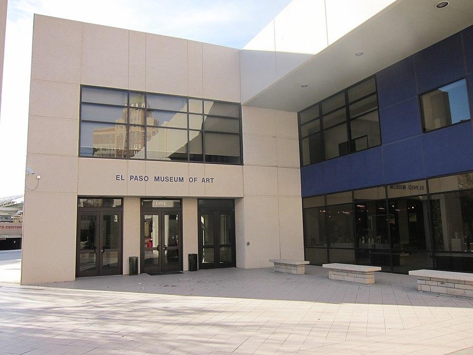 El Paso Museum of Art. El Paso, Texas