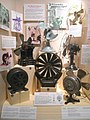 Electric fans, National Museum of American History, Washington DC.jpg