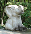 Elephant Drinking Fountain Miskolc.jpg