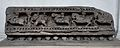 Elephant and Horse - Part of Cornice - Circa 13th Century CE - Konark - Orissa - Indian Museum - Kolkata 2013-04-10 7810.JPG
