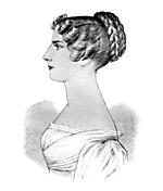 Louise's daughter Eliza. (Source: Wikimedia)
