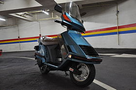 Honda Elite - Wikipedia