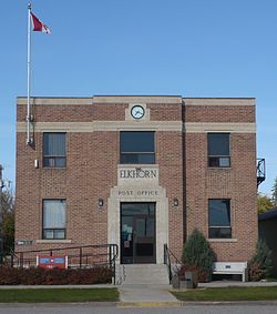 Elkhorn Post Office