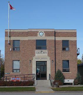 Elkhorn, Manitoba Place in Manitoba, Canada