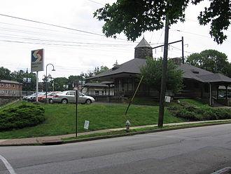 Elkins Park station - Image: Elkins Park Station