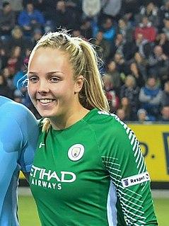 Ellie Roebuck association football player
