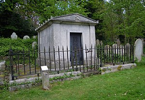 Rosary Cemetery, Norwich - Image: Emanuel Cooper mausoleum Rosary Cemetery Norwich