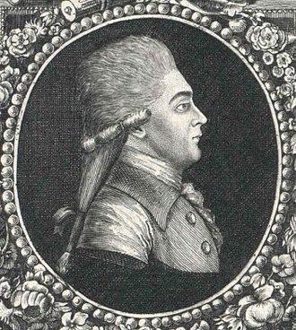 Emanuel Schikaneder - Schikaneder circa 1784