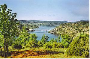 Tajuña - Tajera reservoir