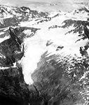 Emerson Glacier, hanging glacier terminus, 1965 (GLACIERS 5005).jpg