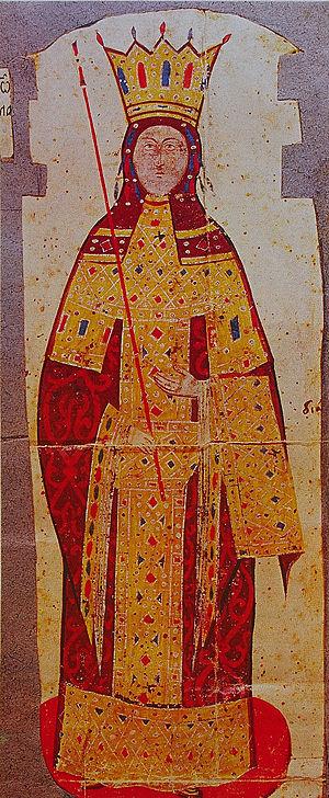 Anna of Savoy - Image: Empress Annaof Savoy