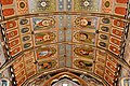 Enfield, St Mary Magdalene, part of ceiling over sanctuary.jpg