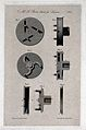 Engineering; a centring chuck mechanism for a lathe; elevati Wellcome V0023921ER.jpg