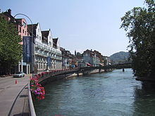 Limmat - Wikipedia